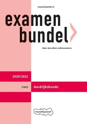 Examenbundel vwo Aardrijkskunde 2020/2021