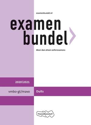 Examenbundel vmbo-gt/mavo Duits 2020/2021