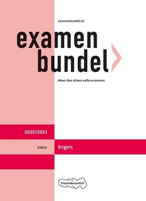 Examenbundel vwo Engels 2020/2021