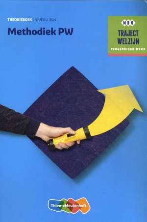 Traject Welzijn Theorieboek Methodiek PW + student 1 jr licentie