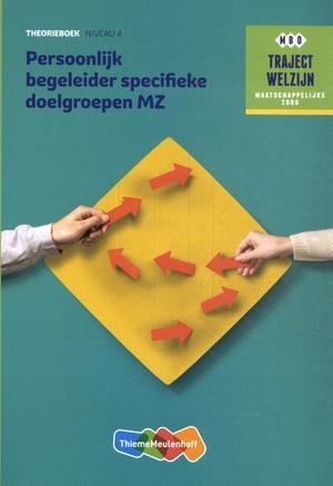 Traject Welzijn Theorieboek Pers begeleider specifieke doelgr + vouche