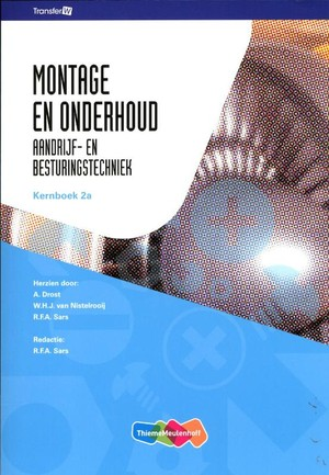 Aandrijf- en besturingstechniek Kernboek 2a