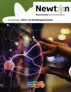Newton LRN-line Keuzekatern vwo 3 Kern- en deeltjesprocessen