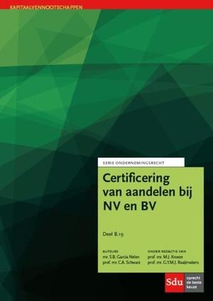 Certificering van aandelen
