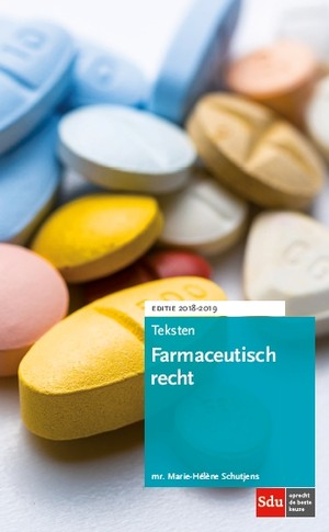 Teksten Farmaceutisch recht