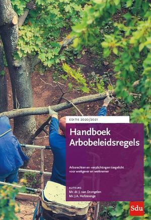 Handboek Arbobeleidsregels. Editie 2020-2021