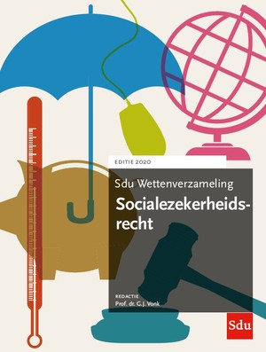 Sdu Wettenverzameling Socialezekerheidsrecht 2020