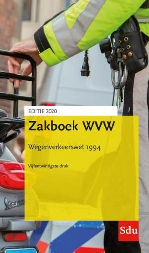 Zakboek Wegenverkeerswet 1994. Editie 2020
