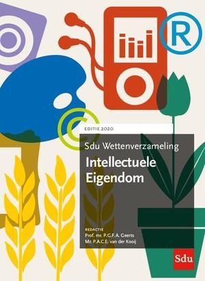 Sdu Wettenverzameling Intellectuele Eigendom 2020