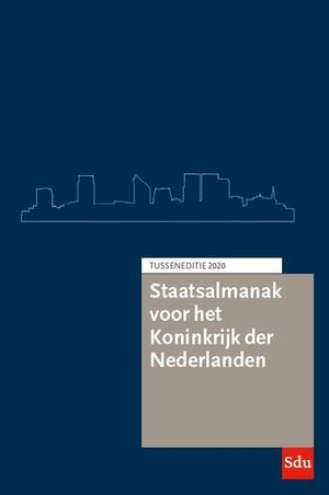 Staatsalmanak Koninkrijk der Nederlanden. Tusseneditie 2020.