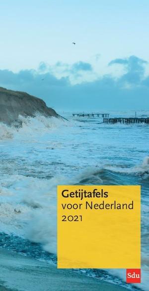 Getijtafels voor Nederland 2021