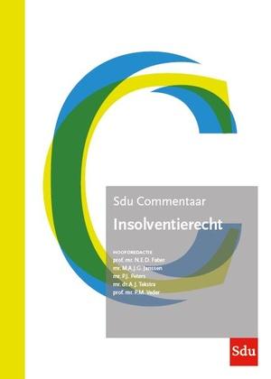 Sdu Commentaar Insolventierecht 2021