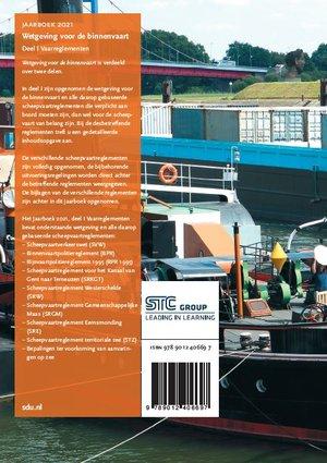 Wetgeving voor de binnenvaart Deel I. Vaarreglementen. Jaarboek 2021