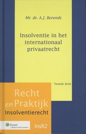 Insolventie in het internationaal privaatrecht