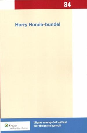 Harry Honee-bundel