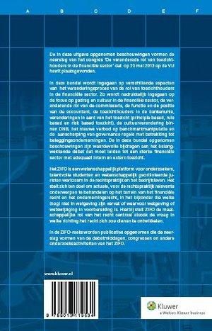 De veranderende rol van toezichthouders in de financiele sector