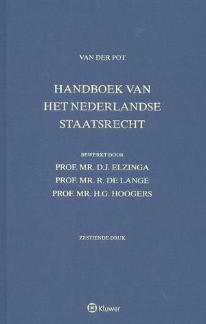 Handboek van het Nederlandse staatsrecht, Van der Pot