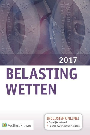 Belastingwetten 2017