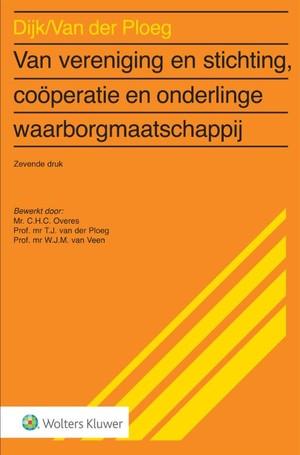 Van vereniging & stichting, coöperatie en onderlinge waarborgmaatschappij