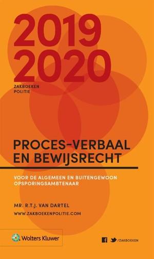Zakboek Proces-verbaal en Bewijsrecht 2019-2020