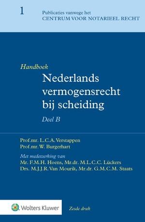 Handboek Nederlands vermogensrecht bij scheiding Deel B
