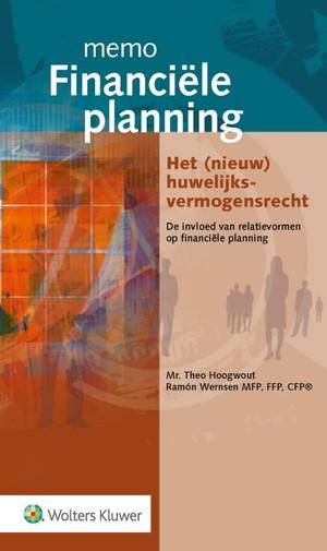 Memo Financiële Planning - Het Nieuw huwelijksvermogensrecht