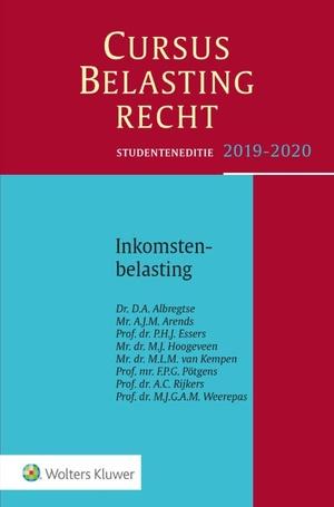 Studenteneditie Cursus Belastingrecht Inkomstenbelasting 2019-2020