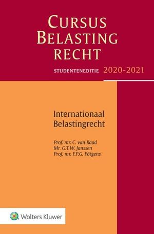 Cursus Belastingrecht Internationaal Belastingrecht 2020-2021