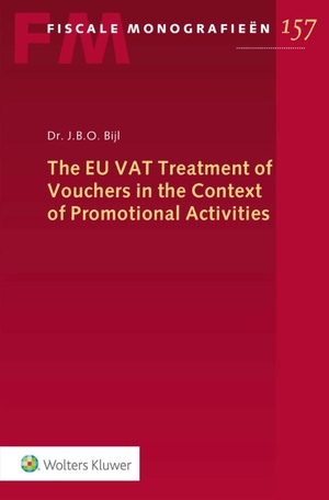 The EU VAT Treatment of Vouchers in the Context of Promotional Activities