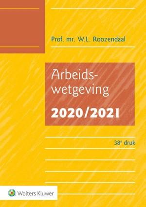 Arbeidswetgeving 2020/2021