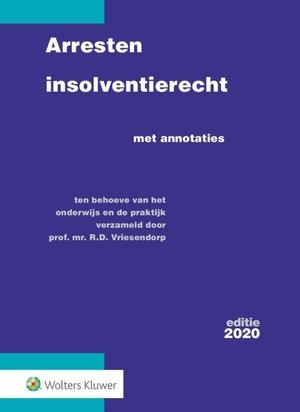 Arresten insolventierecht 2020