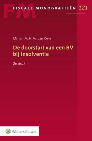De doorstart van een BV bij insolventie
