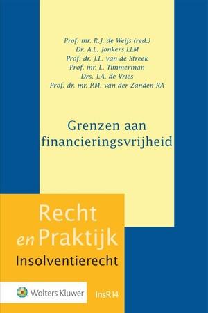 Grenzen aan Financieringsvrijheid