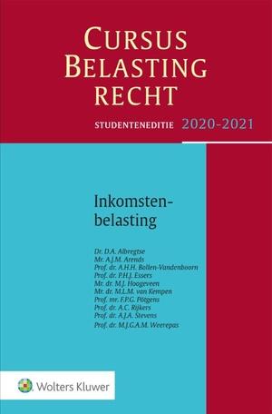 Cursus Belastingrecht Inkomstenbelasting 2020-2021