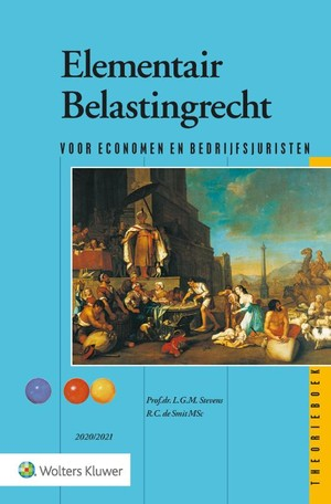 Elementair Belastingrecht (theorieboek) 2020/2021