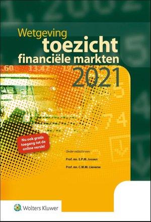 Wetgeving toezicht financiële markten 2021