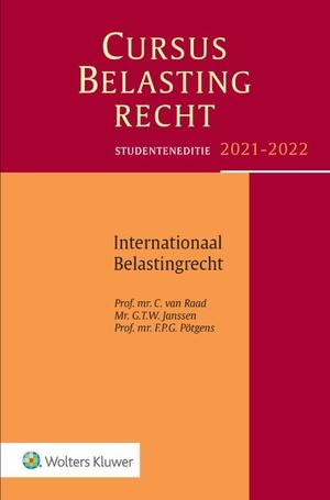 Studenteneditie Cursus Belastingrecht Internationaal Belastingrecht 2021-2022