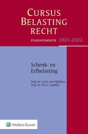 Cursus Belastingrecht Studenteneditie 2021-2022