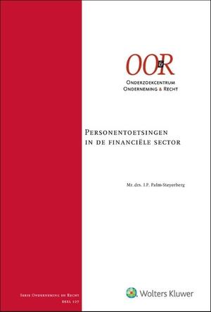 Personentoetsingen in de financiële sector