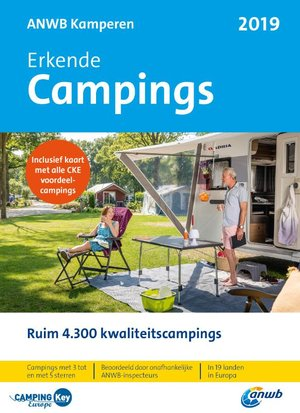 Erkende campings 2019