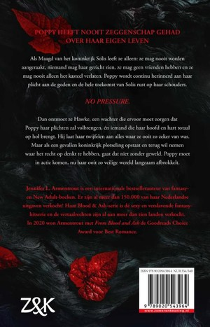 Uit bloed en as
