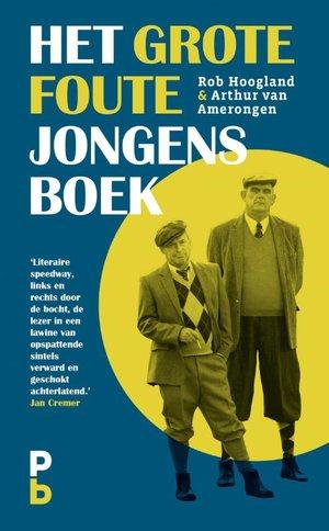 Het Grote Foute Jongens Boek