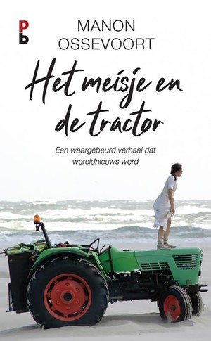 Het meisje en de tractor