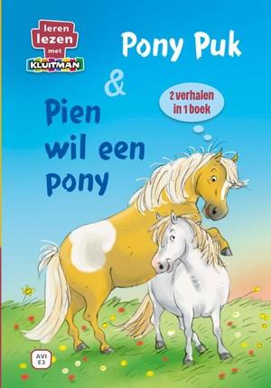 Pony Puk & Pien wil een pony