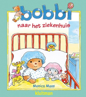 Bobbi naar het ziekenhuis