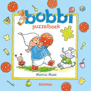 Bobbi puzzelboek