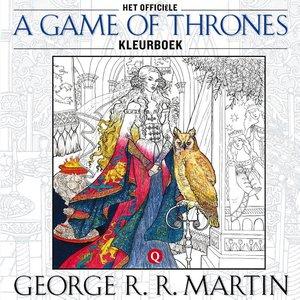 Het officiële A Game of Thrones-kleurboek