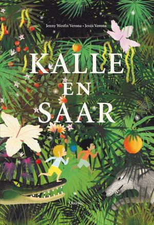 Kalle en Saar in de jungle