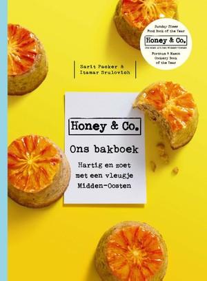 Honey en Co - Ons bakboek