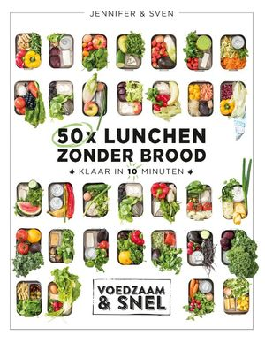 50x lunchen zonder brood